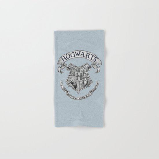 Hogwarts Hand & Bath Towel