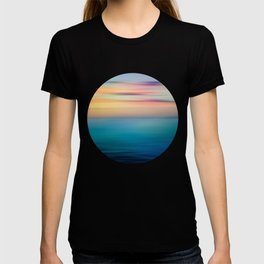 Abstract Seascape T-shirt