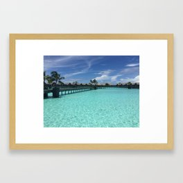 Water Studios Framed Art Print