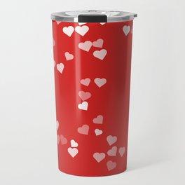 Hearts for Love Travel Mug