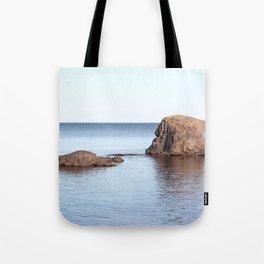 A Calm in Lake Superior Tote Bag