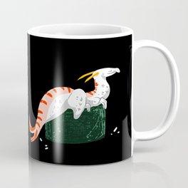 Sushi Dragons Coffee Mug