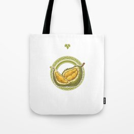 Just One More Durian King Of Tropical Fruits Lover Tote Bag