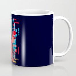 Abstract Composition #1 Coffee Mug