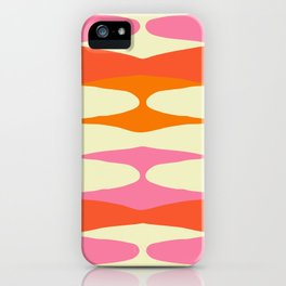 Zaha Sixties iPhone Case