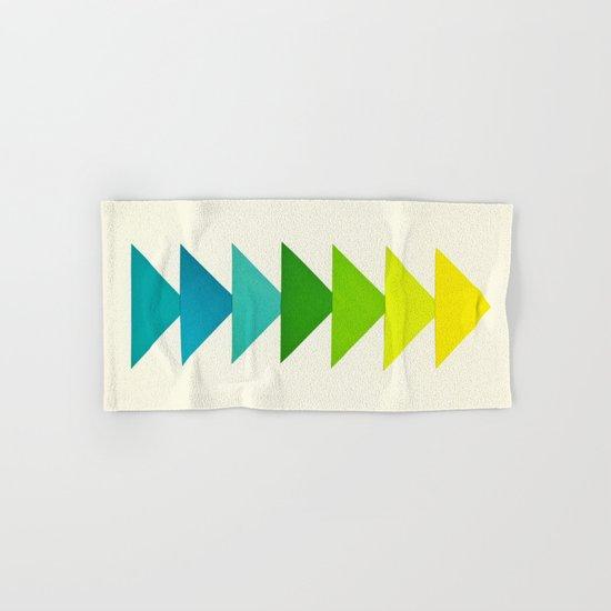 Arrows I Hand & Bath Towel