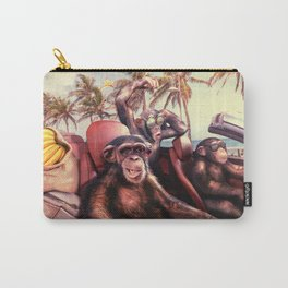 The three amigos Carry-All Pouch