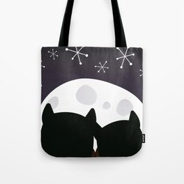 Moon Dreams Tote Bag