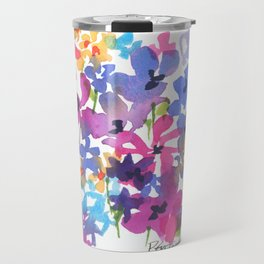 Fancy Florets Travel Mug