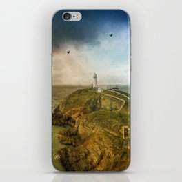 South Stack Lighthouse iPhone Skin