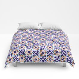 A40 Original Traditional Moroccan Mosaic. Comforters