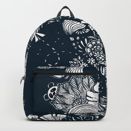 midnight blues Backpack