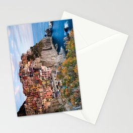 Italy Village Stationery Cards