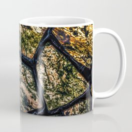 Colorful stainglass pattern Coffee Mug
