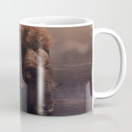 Musk Ox Coffee Mug