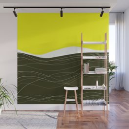 sunrise - design57 Wall Mural