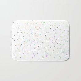 Simple Bubbles Bath Mat