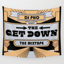 Get Down presents Wall Tapestry