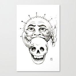 Seek Canvas Print