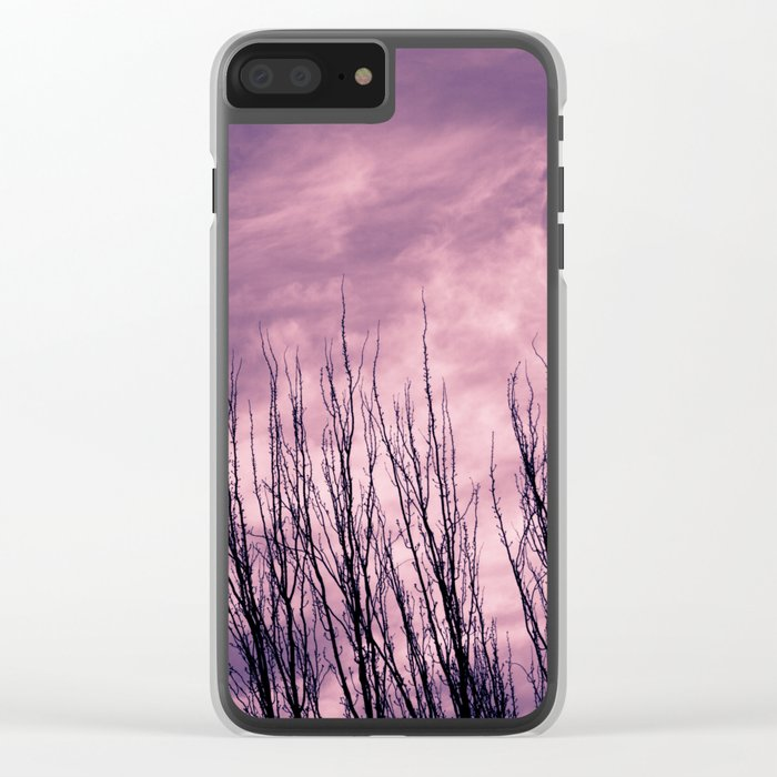 horizon Clear iPhone Case