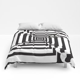 """Spin - The Didot """"j"""" Project Comforters"""