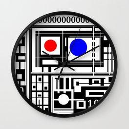Change logic Wall Clock