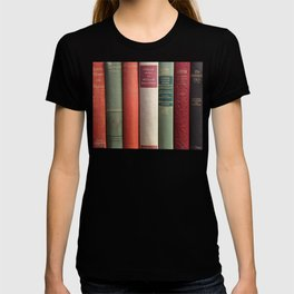 Old Books - Square T-shirt