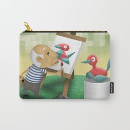 Picasso's view Carry-All Pouch