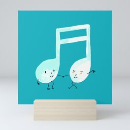 Our Song Mini Art Print
