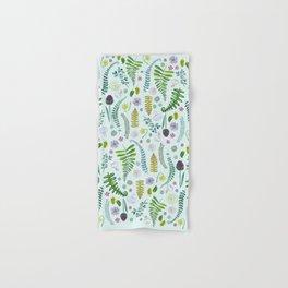 Sweet Ferns Hand & Bath Towel