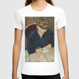Pierre Bonnard - The Letter T-shirt