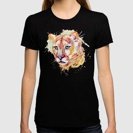 Cougar Head T-shirt