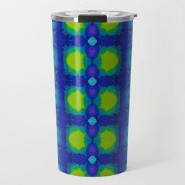 Purple and green dream II Travel Mug