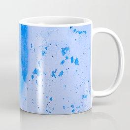 Stonewall in Pale Cerulean and Cyan Coffee Mug