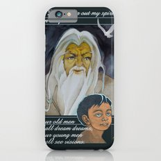 I Will Pour Out My Spirit iPhone 6s Slim Case
