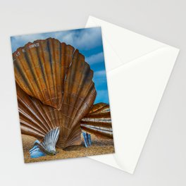 Aldeburgh Scallop Shell Stationery Cards