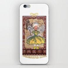 Nanalicious iPhone & iPod Skin
