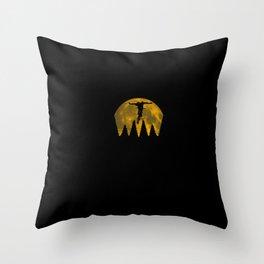 MTB Throw Pillow