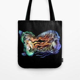 Anima Lupinus Tote Bag