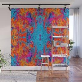 Flowing.... Wall Mural