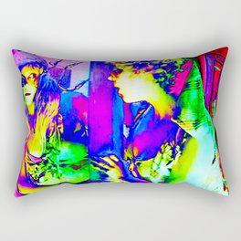 Mirror Image (almost) Rectangular Pillow