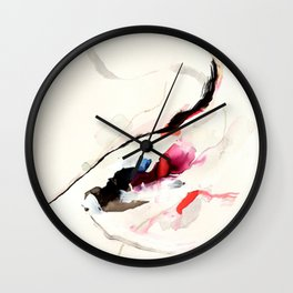 "Day 20: ""Your mind will take shape of what you frequently hold in thought... Wall Clock"