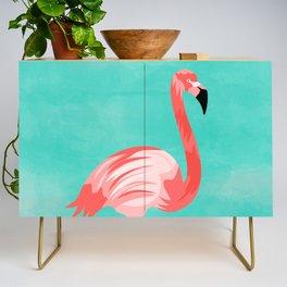 Flamingo Bird Credenza