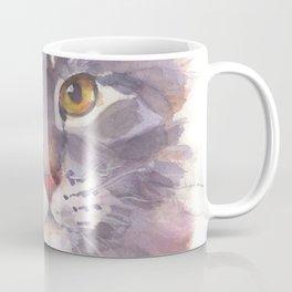 Tawny Blue Tabby Coffee Mug