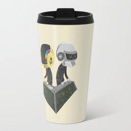 DaftPunk Travel Mug