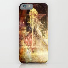 Fountains of Sparkling Champagne. Slim Case iPhone 6s