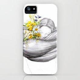 Rewildling iPhone Case