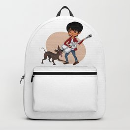 Miguel and Dante - Cute Chibi Backpack