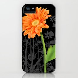 Gerbera Daisy #4 iPhone Case