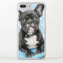 Draw Me Like One Of Your French Girls Clear iPhone Case